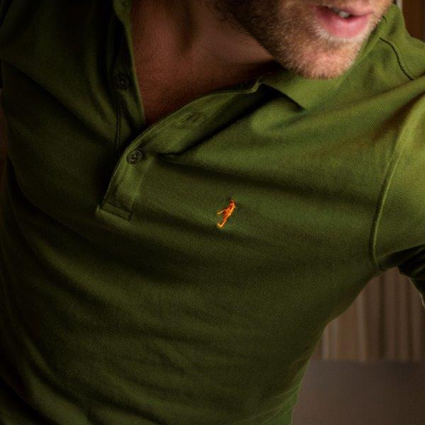 Hunting polo shirt Koedoe & Co