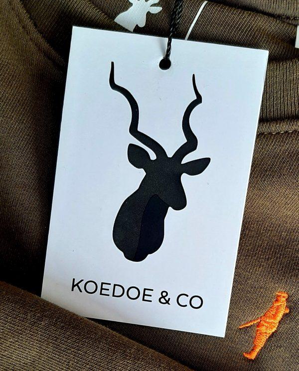 Koedoe & Co Sweater Detail