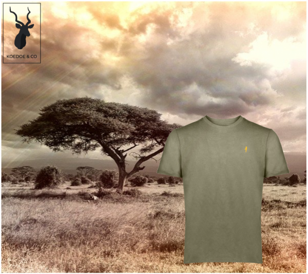 Grey Ghost Africa Hunting T-Shirt Koedoe & Co