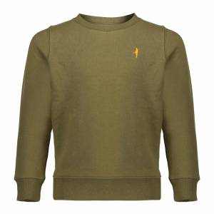 Koedoe & Co sweater kids gun on peg front