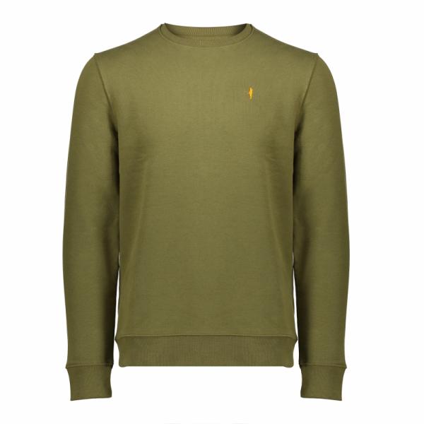 Koedoe & Co sweater men british green front