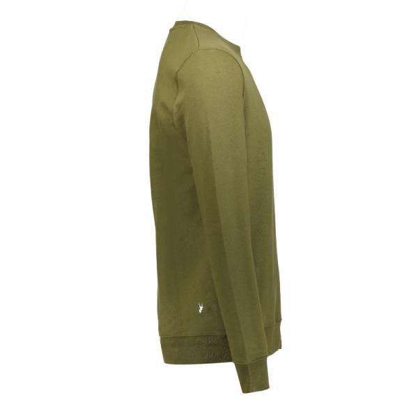 Koedoe & Co sweater men british green side