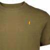 Koedoe & Co tshirt men british green detail