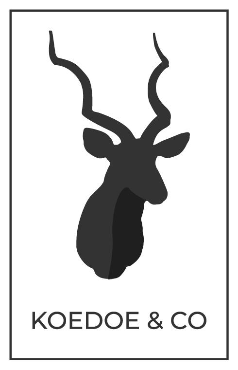 Koedoe & Co Kleding Logo
