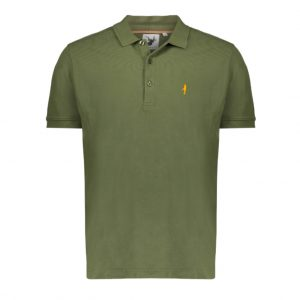 Hunting Polo shirt Koedoe & Co front