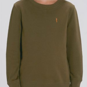 Trui Sweater girls British Green Koedoe & Co