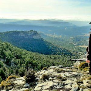 Ibex jacht Spanje