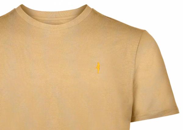 Koedoe & Co tshirt men dirty desert detail