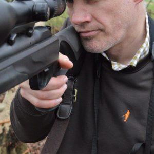 Jacht trui Wild zwijn
